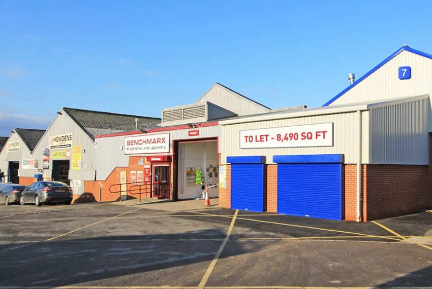 Warehouse Property For Rent Manchester